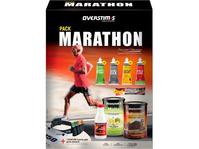 OVERSTIM.s Marathon Sac, Mixed Flavors